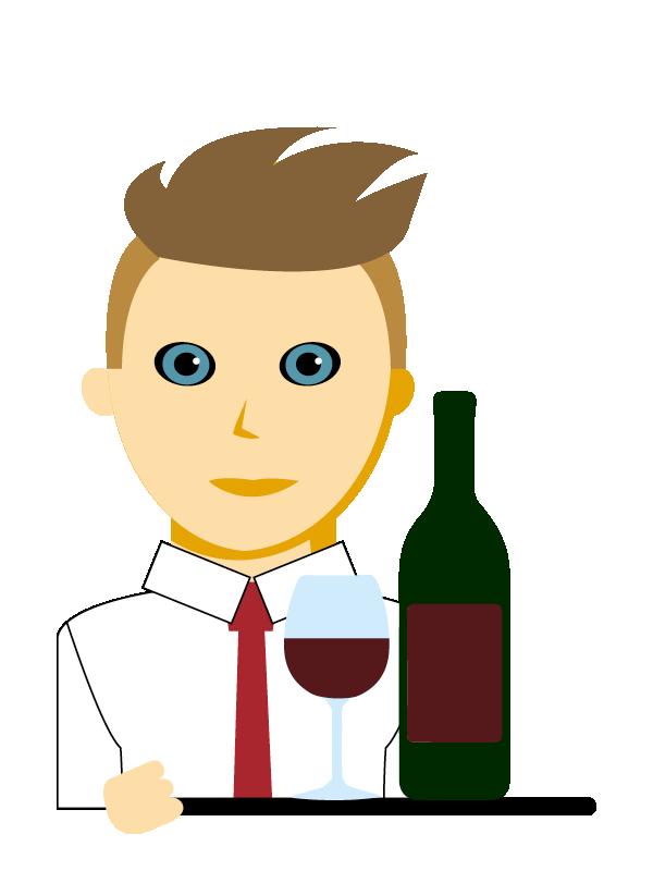 Emoji zum Beruf Gastronomie-Fachmann/-frau