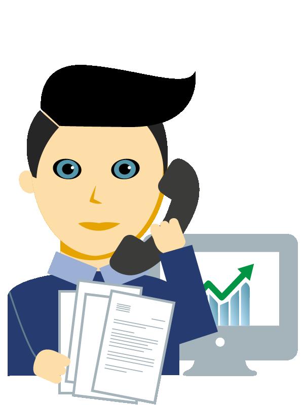 Emoji zum Beruf Industriekaufmann/-frau