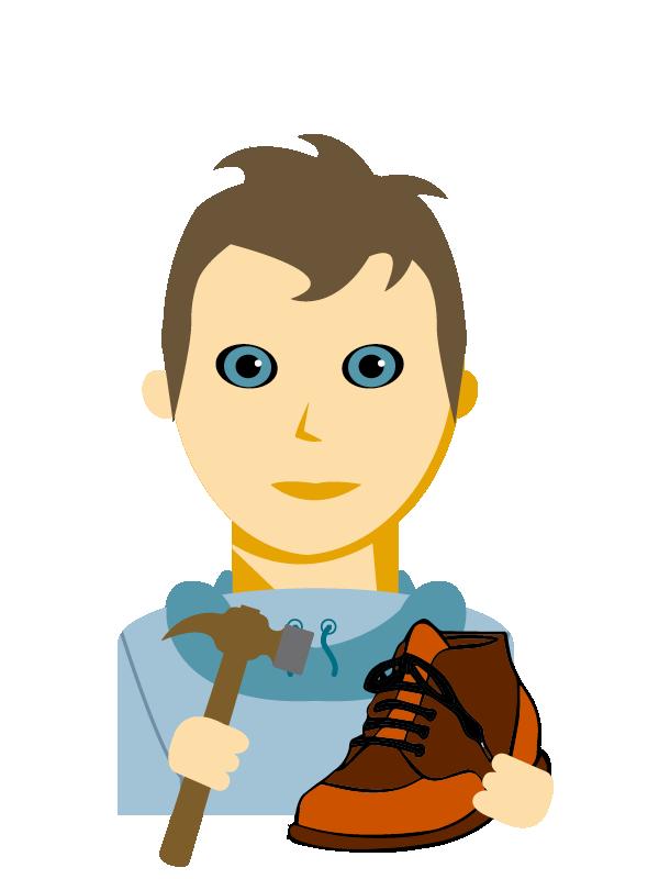 Emoji zum Beruf Orthopädie-Schuhmacher/in