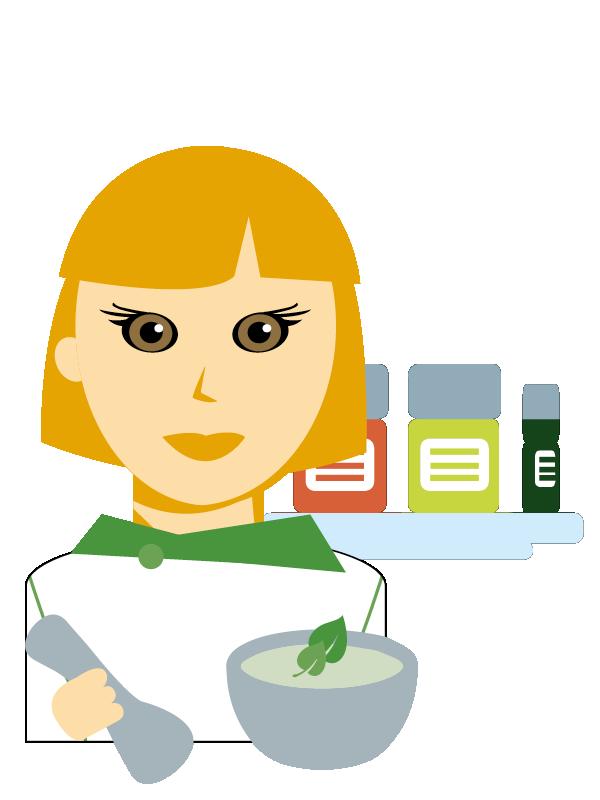 Emoji zum Beruf Pharmazeutisch-kaufmännische Assistenz