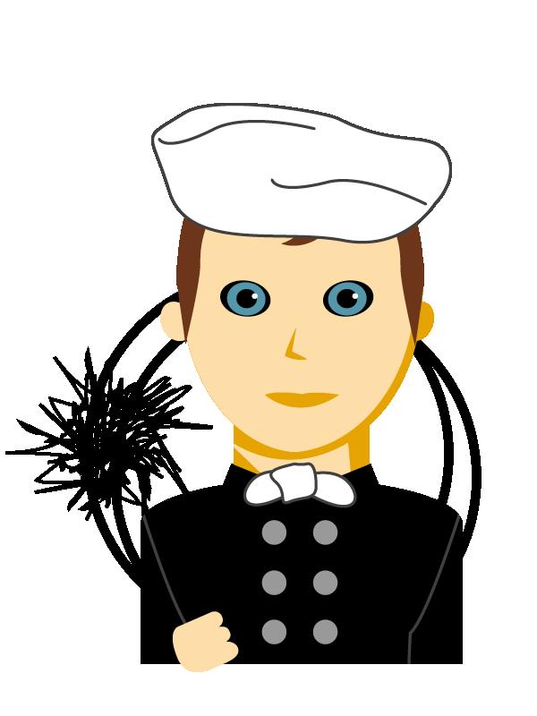 Emoji zum Beruf Rauchfangkehrer/in
