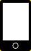 Icon Darstellung eines Smartphones